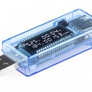 USB вольтметры