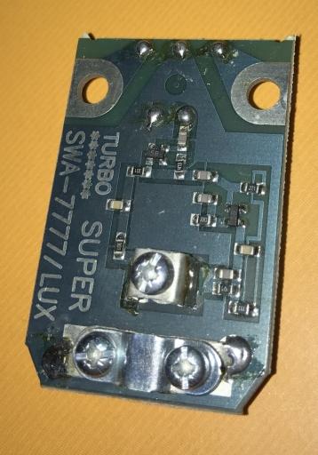 Підсилювач антенний SWA-7777 LUX
