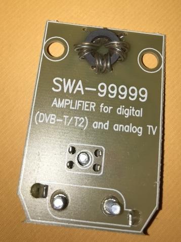 Підсилювач антенний SWA-99999