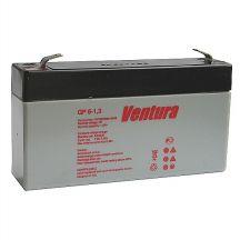 Акумулятор  6В 1.3А/год Ventura GP 6-1,3
