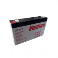 Акумулятор 6V 7Ah Ventura GP 6-7
