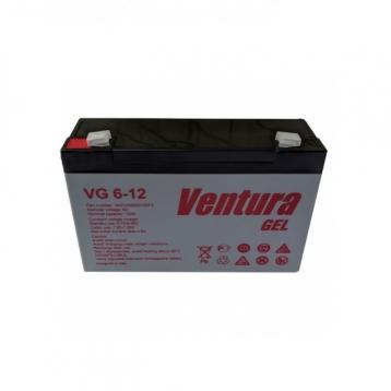 Акумулятор 6V 12Ah Ventura GP 6-12