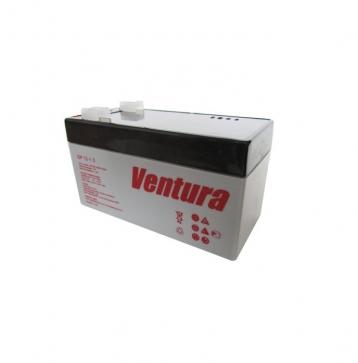 Аккумулятор 12V 1.3Ah Ventura GP 12-1,3