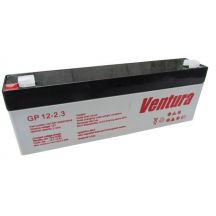 Аккумулятор  12V 2.3Ah Ventura GP 12-2,3