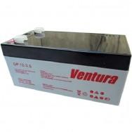Аккумулятор AGM 12V 3.6Ah Ventura GP 12-3,6