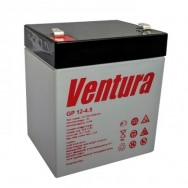 Аккумулятор AGM 12V 4.5Ah Ventura GP 12-4,5