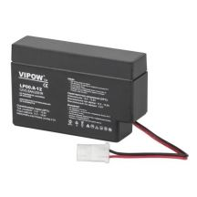 Акумулятор гелевий VIPOW 12V 0.8Ah BAT0221