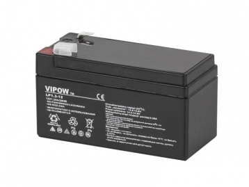 Акумулятор гелевий VIPOW 12V 1.3Ah BAT0213