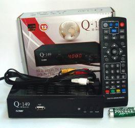 Тюнер цифровий Q-Sat Q-149