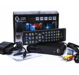 Тюнер цифровой Q-SAT Q-125