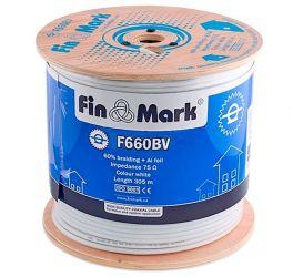 Кабель телевізійний FinMark F 660BV 305 m