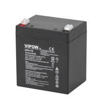 Аккумулятор гелевый VIPOW 12V 4.0Ah BAT0210