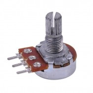 Резистор переменный 10 кОм (потенциометр) серии 16К1 PRK0062