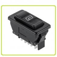 Кнопка склопідіймача ASW-02D 20A 12V PRK0014