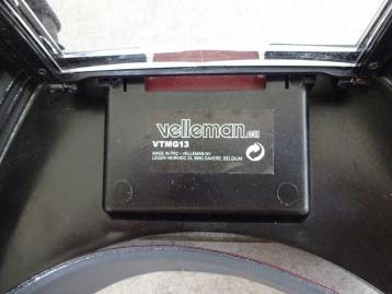 Бінокуляри Velleman (Бельгія) х1,5 х3 х8,5 х 10 VTMG13