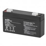 Акумулятор гелевий 6V 1.3Ah BAT0400