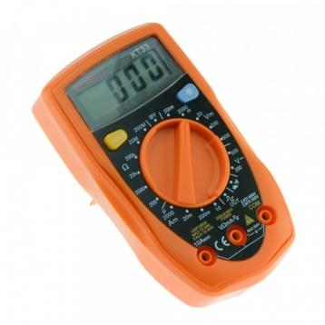 Мультиметр цифровой Kemot KT33 MIE0213