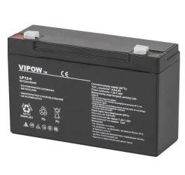 Акумулятор гелевий 6V 12Ah BAT0201