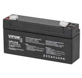 Акумулятор гелевий 6V 3.3Ah BAT0205