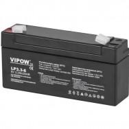 Акумулятор гелевий 6 В 3,3 А/год BAT0205