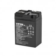 Акумулятор гелевий 6 В 4 А/год BAT0204