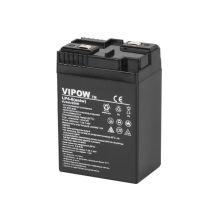 Акумулятор гелевий 6V 4Ah BAT0204