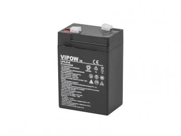 Аккумулятор гелевый 6 В 4,5 А/час BAT0200