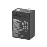 Акумулятор гелевий 6 В 4,5 А/год BAT0200