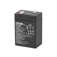 Акумулятор гелевий 6 В 4,5 А/год HQ BAT0202