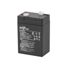 Акумулятор гелевий 6 В 4,5 А/год BAT0401