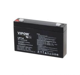 Акумулятор гелевий 6V 7Ah BAT0207