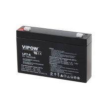 Аккумулятор гелевый 6 В 7 А/час BAT0207