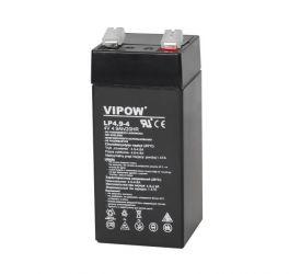 Аккумулятор гелевый 4V 4,9Ah BAT0271