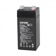 Акумулятор гелевий 4 В 4,9 А/год BAT0271