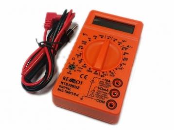 Мультиметр цифровий Kemot KT830BUZ MIE0210