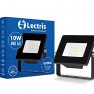 Прожектор Led Lectris 10W 900ЛМ 6500K 185-265V 1-LС-3001