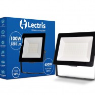 Прожектор Led Lectris 100W 8800ЛМ 6500K 185-265V 1-LC-3005