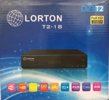 Тюнер цифровой Т2 LORTON Т2-18