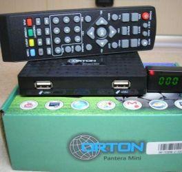 Тюнер цифровой Т2 ORTON Pantera Mini