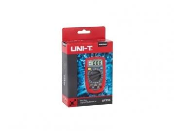 Мультиметр цифровой UT33C MIE0044
