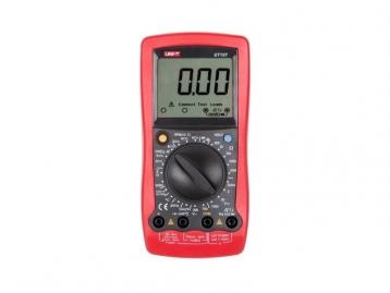 Мультиметр цифровой UT107 автомобыльный MIE0090