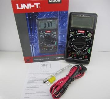 Мультиметр цифровой M890G MIE0006