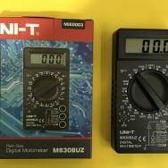Мультиметр цифровий M830BUZ Польща MIE0003