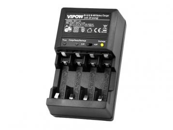 Зарядное устройство VIPOW CR8168GS BAT1133