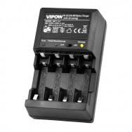 Зарядний пристрій VIPOW CR8168GS BAT1133