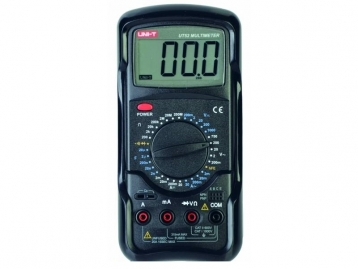 Мультиметр цифровий  UT52 MIE0015