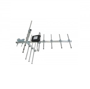 Антенна телевизионная, внешняя  DVB-T2+усилитель  9999 АТ-11Н