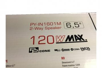 """Автомобильные динамики 100 Вт 6.5"""" PYIN1601M"""