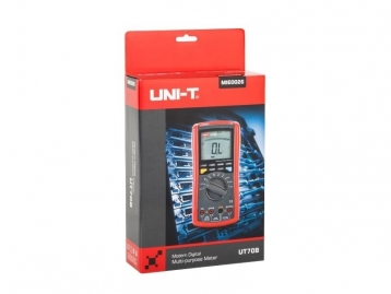 Мультиметр цифровий UT70B MIE0026