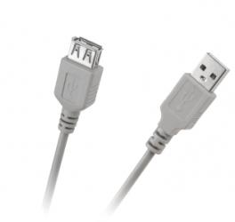 Кабель USB типа A папа-мама 1,8m KPO2783-1.8